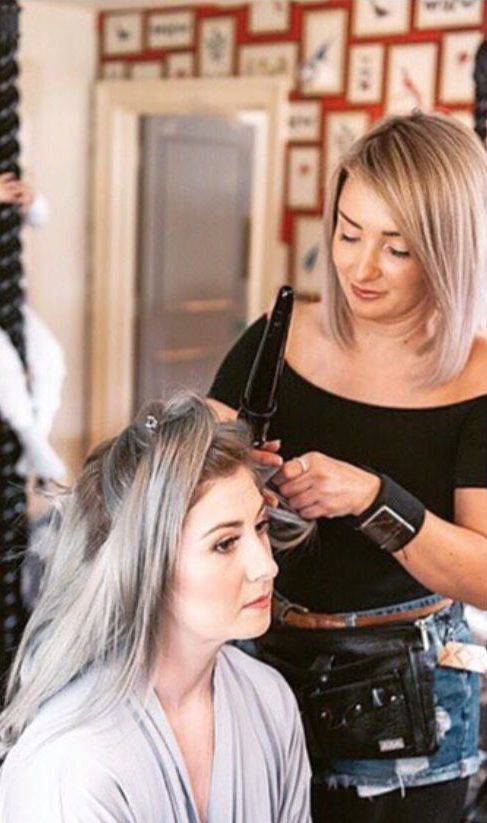 Madeleine Grace Hair - Wantage Oxfordshire Bridal hair-7